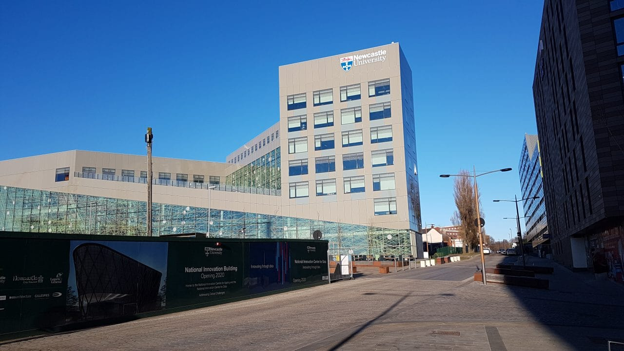 seminar NewRail Center for Railway Research - Newcastle University