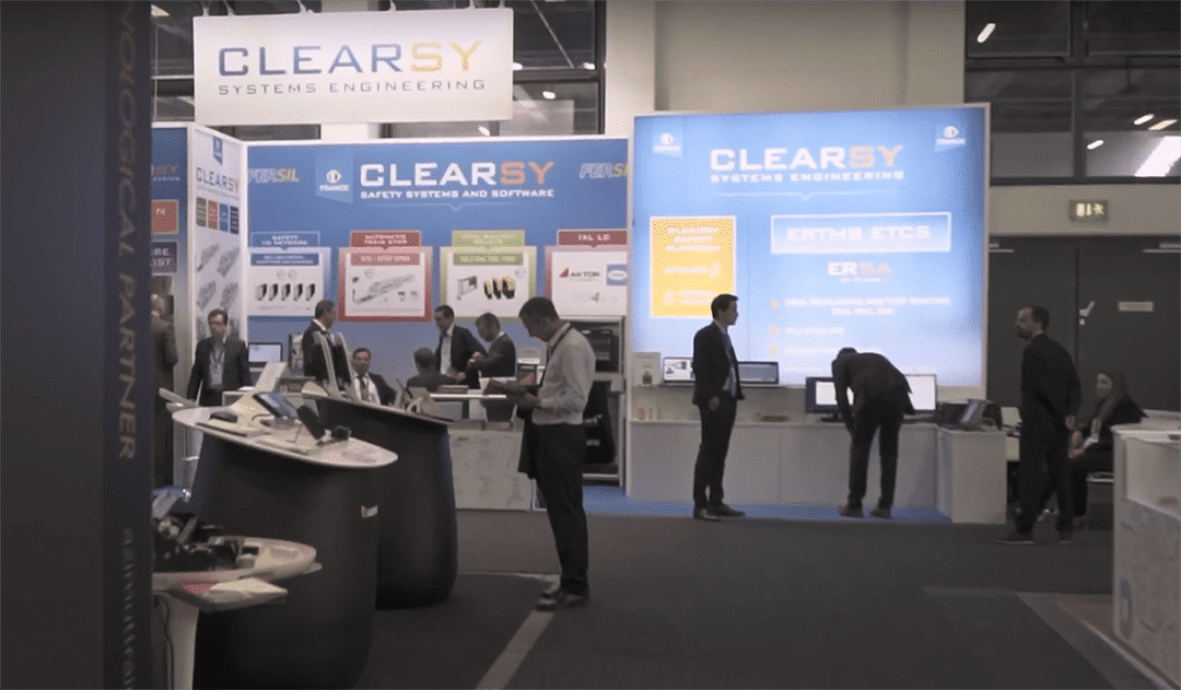 CLEARSY INNOTRANS 2018