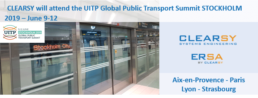 Clearsy - UITP 2019