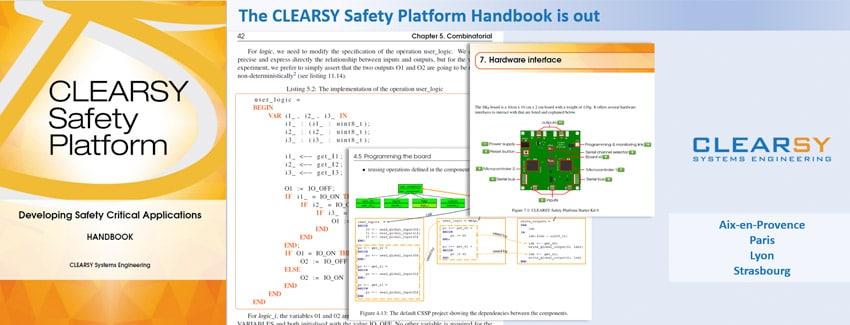 CLEARSY Safety Platform handbook