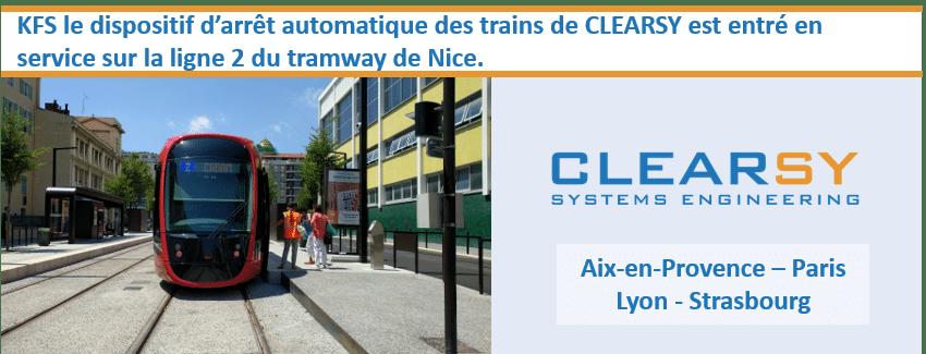 Tramway de Nice dispositif KFS