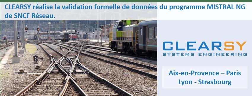 programme MISTRAL NG de SNCF Réseau
