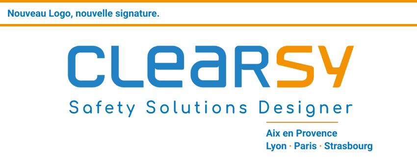 New CLEARSY Logo