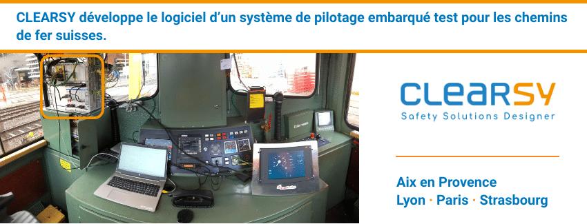 modernisation du système de pilotage embarqué SBB