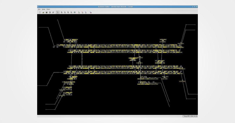 Banc de test ERTMS RBC/IXL