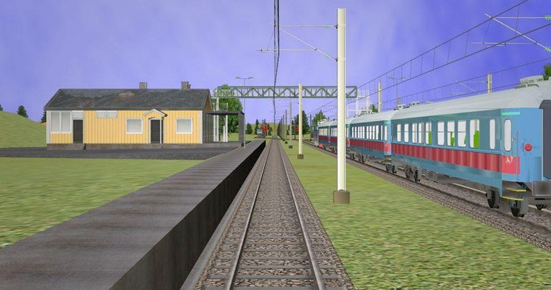 Suite d'outils de visualisation de voie en 3D